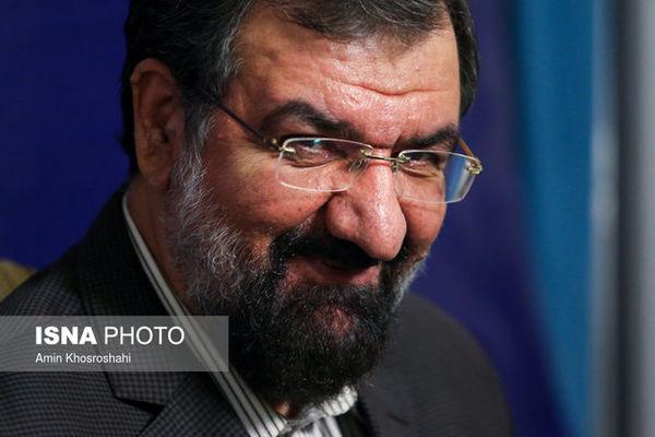 محسن رضایی: بهترین سیاست پرش از روی دیوار امریکاست