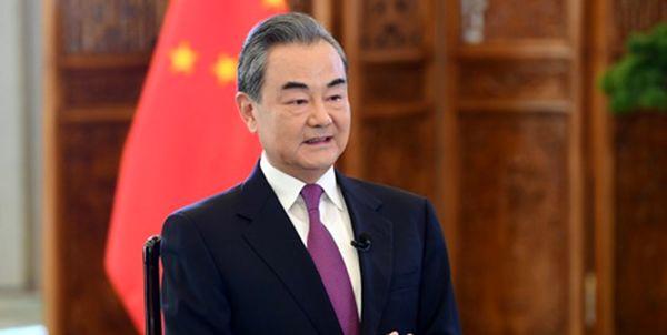 پیام تبریک وزیر خارجه چین به امیرعبداللهیان