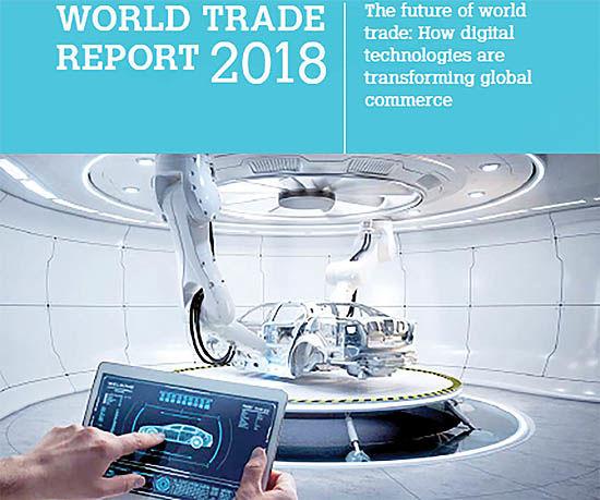 تغییر چهره تجارت جهان