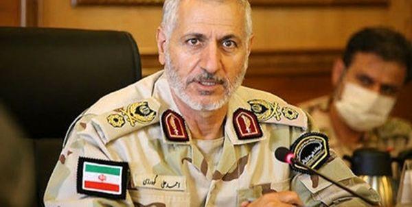 فرمانده مرزبانی کشور: عراق تصمیمی برای بازگشایی مرزها ندارد