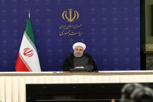 روحانی: دولت ترامپ بیاعتبارتر شده است/ به مرحله مهار کرونا رسیدیم/ دولت وارد حاشیهسازیها نمیشود