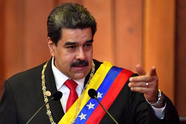 مادورو: ترامپ تنها ماند، این پیروزی ماست