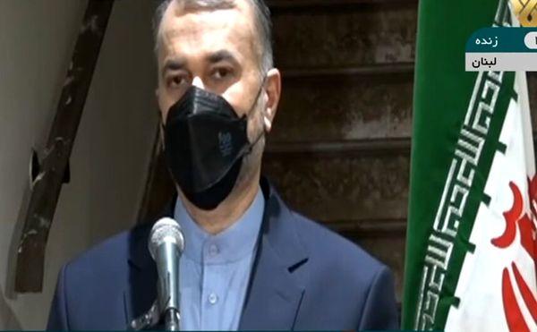 امیرعبداللیهان:بر اساس رفتار عملی آمریکا عمل می کنیم