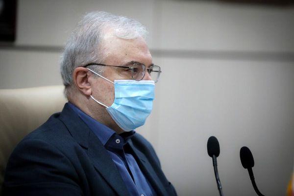 وزیر بهداشت: پر شدن بیمارستانها صحت ندارد