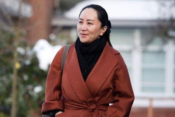 پایان حبس خانگی مدیر ارشد هوآوی