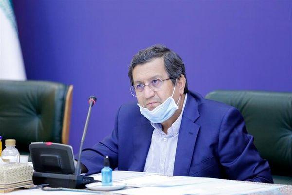 واکنش بانک مرکزی به انتقادات افزایش نقدینگی در دوران ریاست همتی