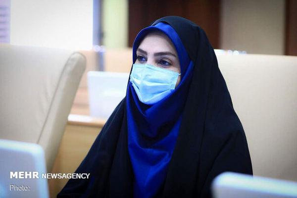 آمار جدید کرونا در ایران؛ 161 فوتی و ۱۱۶۸۰ مبتلا