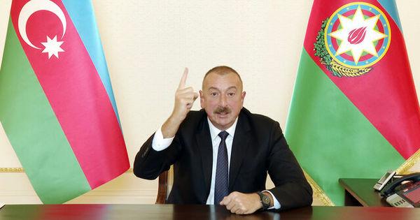شرط علیاف برای توقف عملیات نظامی در قرهباغ