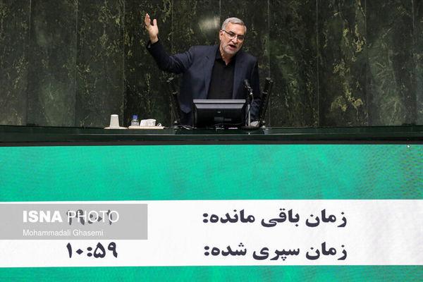 « بهرام عین اللهی» وزیر بهداشت شد