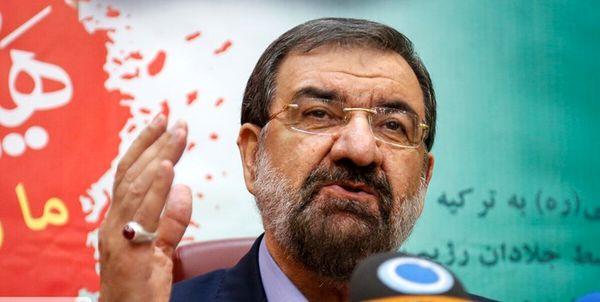 محسن رضایی: آمریکا بداند ما در کمین هستیم تا انتقام سخت را بگیریم