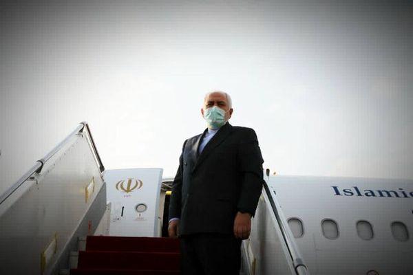 تغییر زمان سفر ظریف به روسیه و جمهوری آذربایجان
