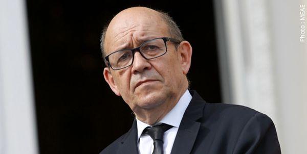 ادعای جنجالی فرانسه علیه ایران
