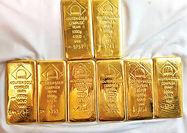 تولید شمش طلا در سطح استانداردهای جهانی