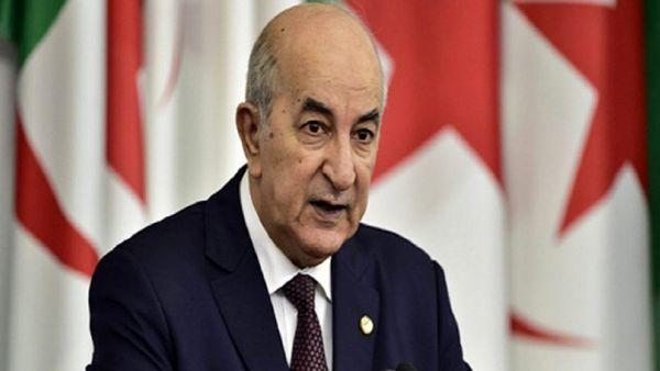 رئیس جمهور الجزایر به کرونا مبتلا شد