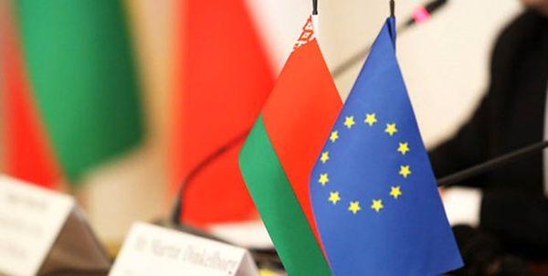 تحریم اتحادیه اروپا از سوی بلاروس