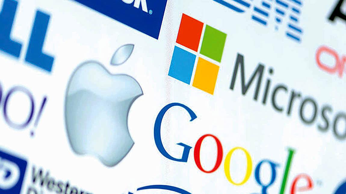 محبوبترین شرکتهای تکنولوژی برای کار