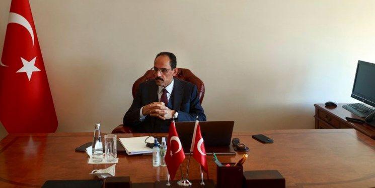 مشاور ارشد اردوغان: در زمینه امنیت مرزهای خود با ایران کار میکنیم