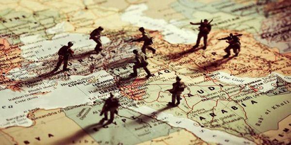 نقشه آمریکا برای ایجاد ثبات در خاورمیانه