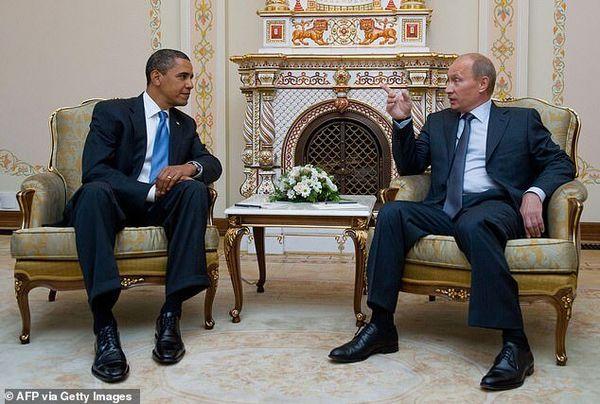 خاطرات اوباما از اولین دیدارش با پوتین