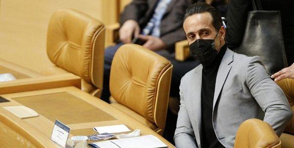 نخستین صحبتهای علی کریمی بعد از شکست در انتخابات فدراسیون فوتبال