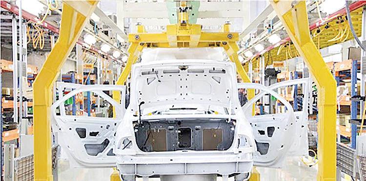 علت مردودی تولید خودرو