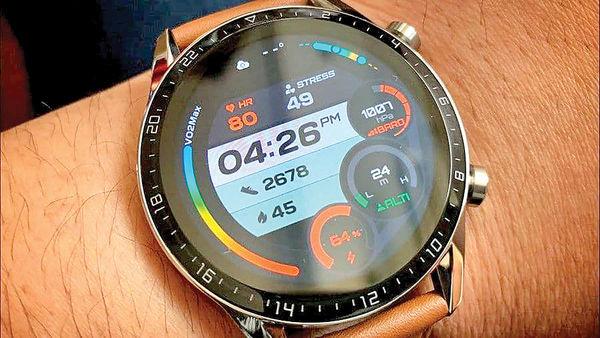 قابلیتهای پایش سلامتی در ساعتهای هوشمند هوآوی