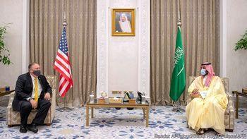 پیام اسرائیل و عربستان به ایران و دولت بایدن چیست؟