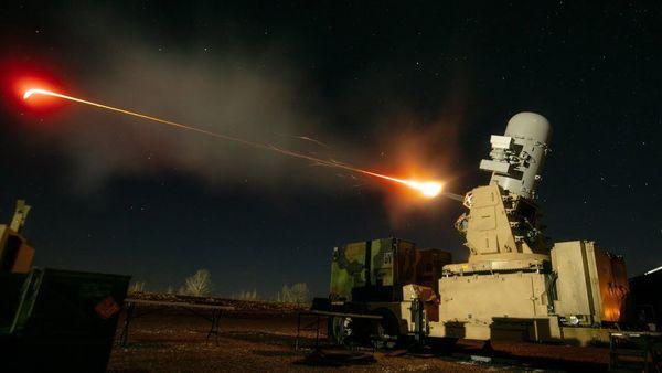 استقرار سامانه پدافندی آمریکا در بغداد