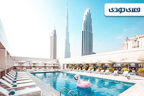 با هتل های ارزان اما باکیفیت دبی آشنا شوید
