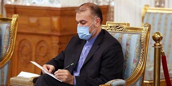 واکنش وزیر خارجه به درگذشت نوجوان ایذهای