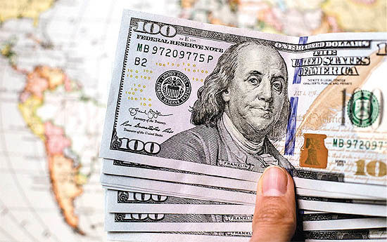 چهار ضلعی صعود دلار در بازار ارز