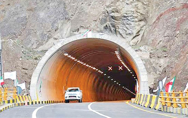 پیشرفت فیزیکی 47 درصدی منطقه ۲ آزادراه تهران- شمال