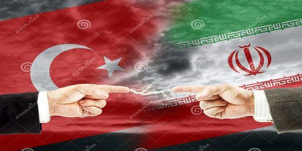 بررسی رویارویی ایران و ترکیه در آینده