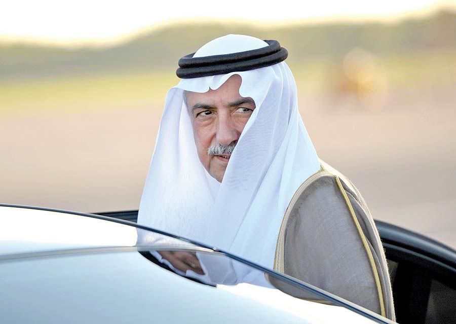 خانهتکانی وسیع سلمان در عربستان