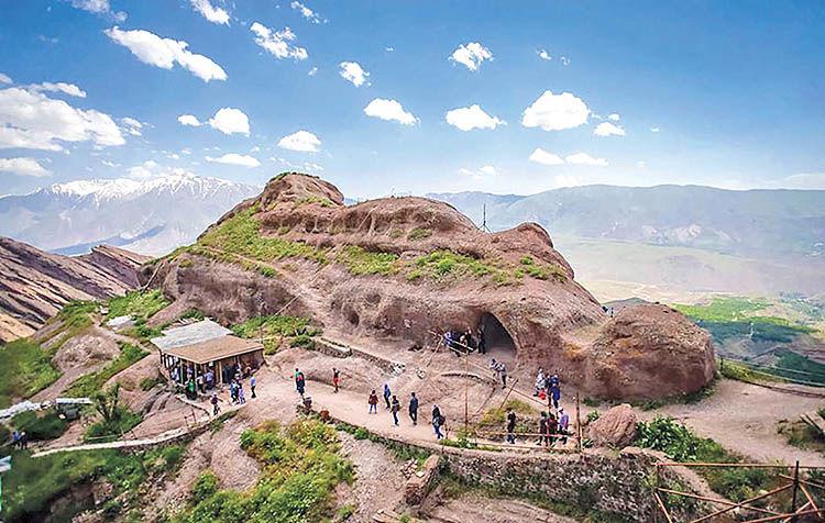 راهنمای سفر به روستاهای الموت