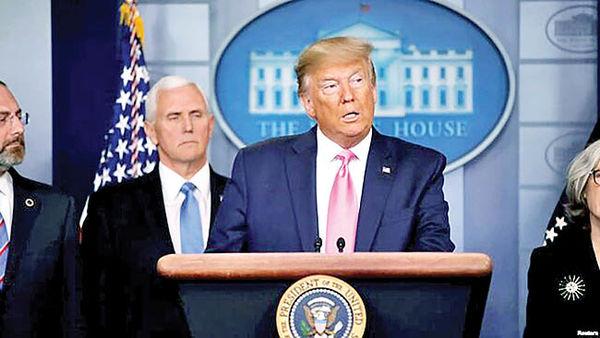 ترامپ از ایران کمک میخواهد!