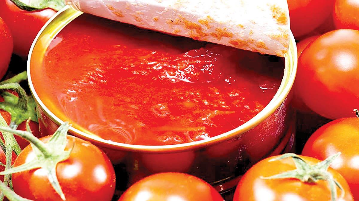 دلایل افت و خیز قیمت رب گوجهفرنگی در بازار
