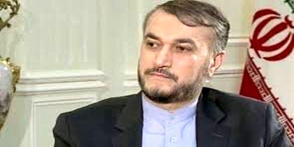 خبر تازه امیرعبداللهیان درباره ترکیب تیم مذاکرهکننده ایران