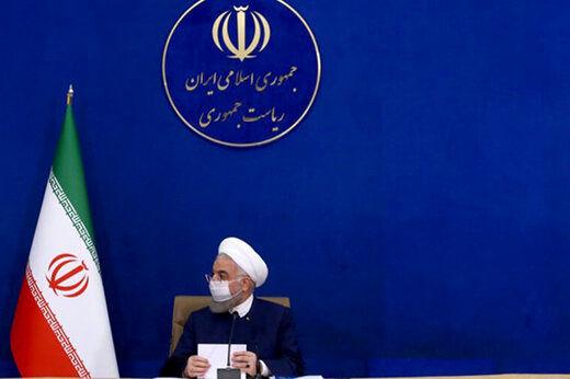 دفاع تمامقد روحانی از عملکرد دولتش در برجام