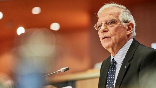 بورل: مسکو تمایلی به ادامه مذاکرات با اتحادیه اروپا ندارد