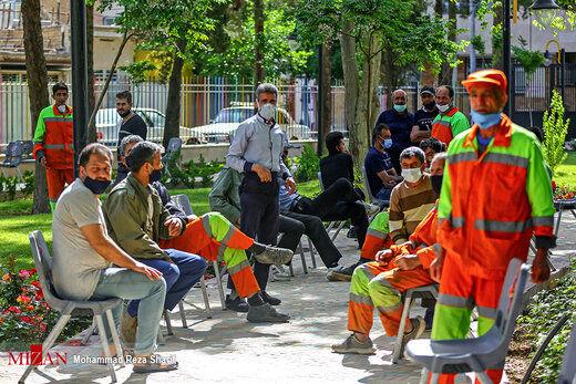 واکسنخواری این بار در شهرداری تهران؟