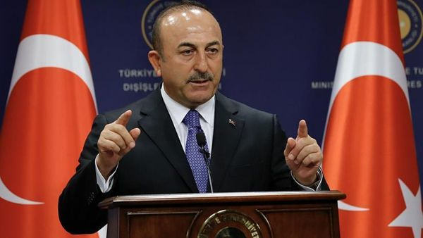 پیشنهادی که وزیر خارجه ترکیه را خشمگین کرد