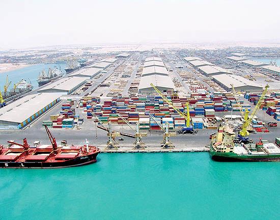 جهش بزرگ در تکمیل زیرساختهای منطقه ویژه خلیجفارس