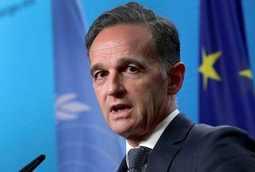 ابراز امیدواری وزیرخارجه آلمان نسبت به مذاکرات برجامی وین