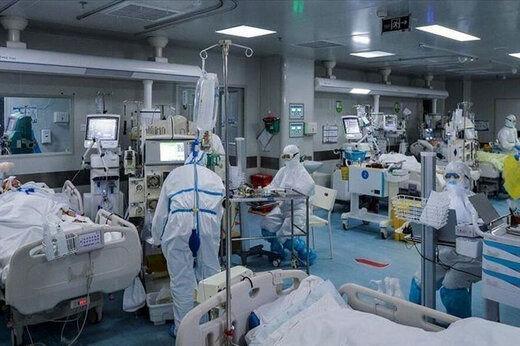 تمام بیمارستانهای تهران از بیمار اشباع شدهاند