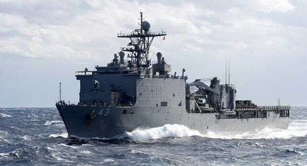 ورود ناوهای بزرگ تهاجمی آمریکا به مدیترانه