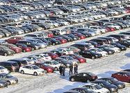 چین خودروی کارکرده صادر میکند