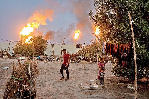 عراقیها در «میهمانی آلایندهها»