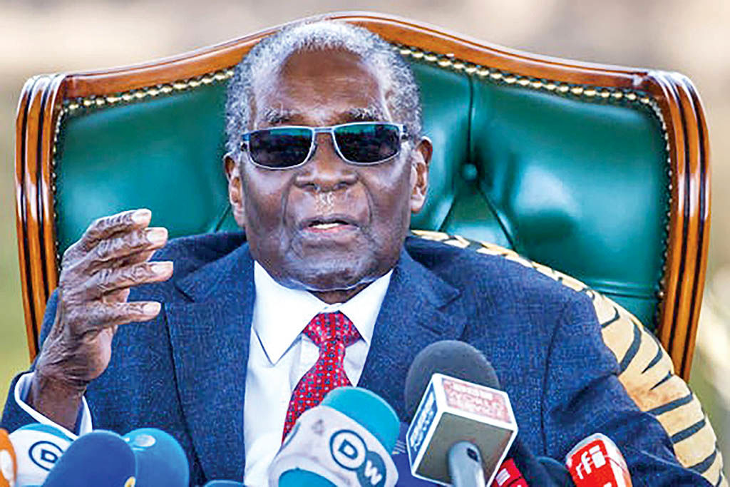 میراث اقتصادی موگابه