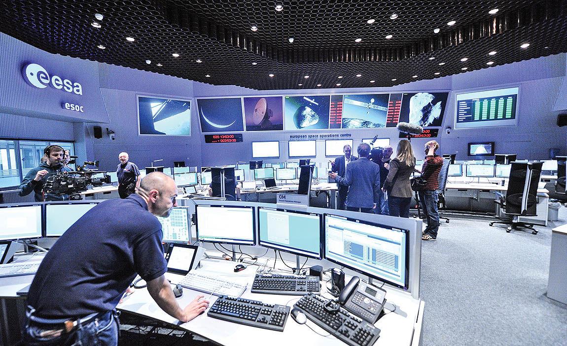 ماهوارهها در آینده انسانها را میبینند